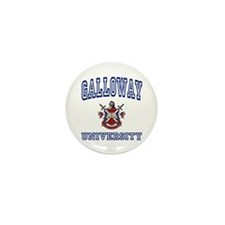 GALLOWAY University Mini Button (100 pack)