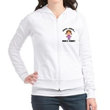 Knock Knock Big Sister Fitted Hoodie