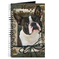 Stone_Paws_Boston_Terrier Journal