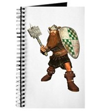 Cute Dwarves Journal