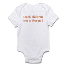 Teach Children Infant Bodysuit (OneSie)