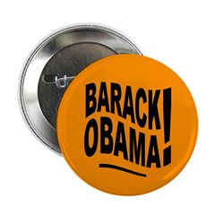 Barack Obama! Orange Button
