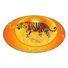 Year Of The Tiger 2010-Yardsign Bumper Stickers