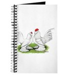 White d'Uccle Bantams Journal