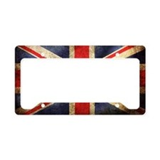 UK License Plate Holder