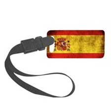 Spain Luggage Tag