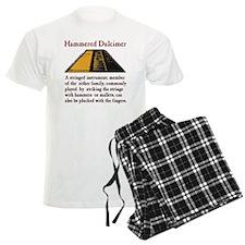 Hammered Dulcimer Definition Pajamas