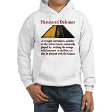 Hammered Dulcimer Definition Hoodie