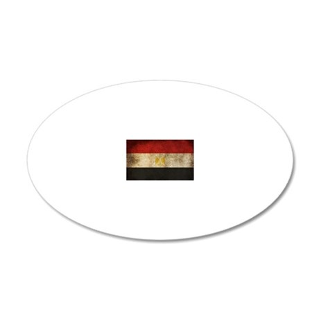 Egypt 20x12 Oval Wall Decal