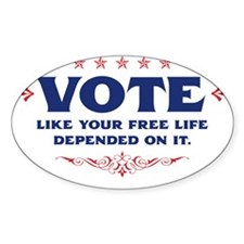 votetee Decal