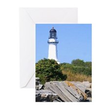 Cute Cape elizabeth Greeting Cards (Pk of 10)