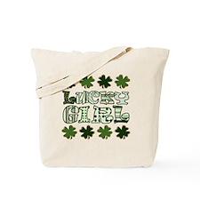 Lucky Girl copy Tote Bag