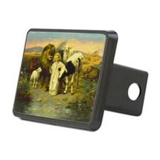 william strutt - peace Hitch Cover