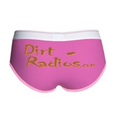 DirtRadios_Logo_no_slogan Women's Boy Brief