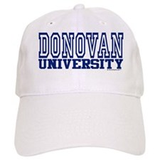 DONOVAN University Baseball Cap