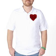 3-her McDreamy Golf Shirt