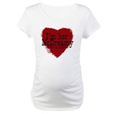 3-her McDreamy Maternity T-Shirt