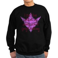 3-weekly dose copy Sweatshirt (dark)