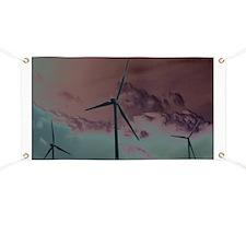 Wind Farm Banner