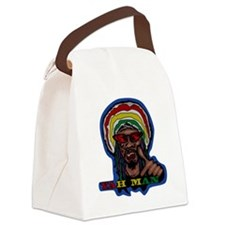 YAH MAN Canvas Lunch Bag