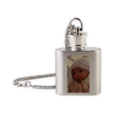 ella Flask Necklace