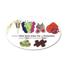 Sheva_minim_tu_bishvat_8_28_ Wall Decal