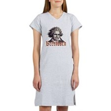 Beethoven-1 Women's Nightshirt