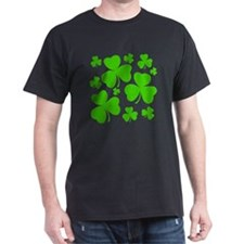 irish clover3 T-Shirt