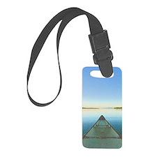 Lake 1 - Iphone 3G2_edited-1 Luggage Tag