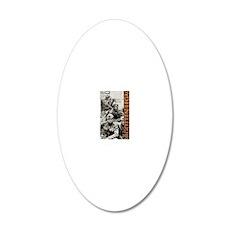 Kimballbanner2 20x12 Oval Wall Decal