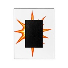 Total Eclipse of the Heartorange Picture Frame