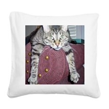 025_25 Square Canvas Pillow