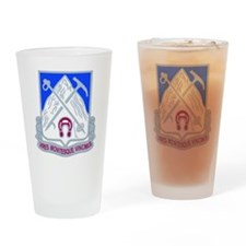 DUI-87TH IN RGT Drinking Glass