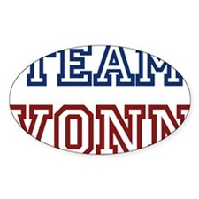 TeamVonn Decal