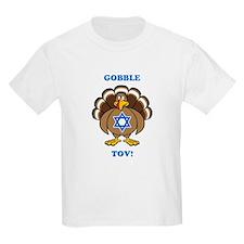 PERSONALIZE Thanksgiving Hanukkah T-Shirt