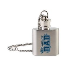 Pageant_dadsig Flask Necklace