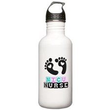 NICU Nurse 4 Water Bottle