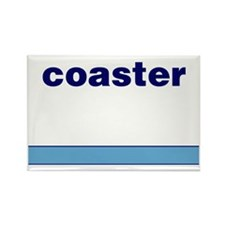 Generic-Coaster Rectangle Magnet