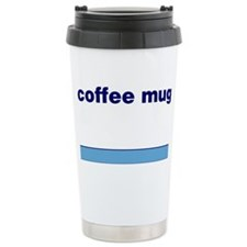 Generic-Mug Ceramic Travel Mug