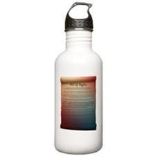 bill of rights_1 Water Bottle