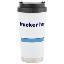 Generic-Trucker-Hat Travel Mug