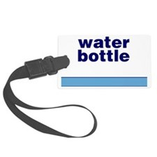 Generic-Water-Bottle Luggage Tag