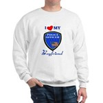 Police Boyfriend Sweatshirt