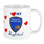 Police Boyfriend Mug