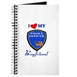 Police Boyfriend Journal