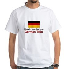 German Twins (Married To) Shirt