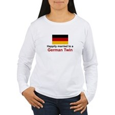 German Twins (Married To) T-Shirt