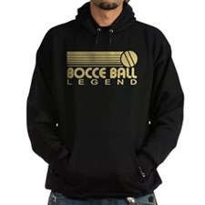 Bocce Ball Legend Hoody