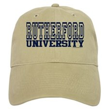 RUTHERFORD University Baseball Cap