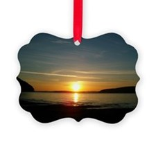 sunset2 Ornament